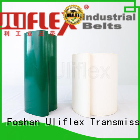 hot sale pvc conveyor belt manufacturer for machine