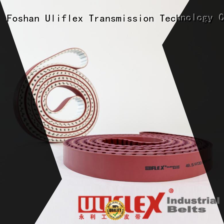 Uliflex toothed belt producer for importer