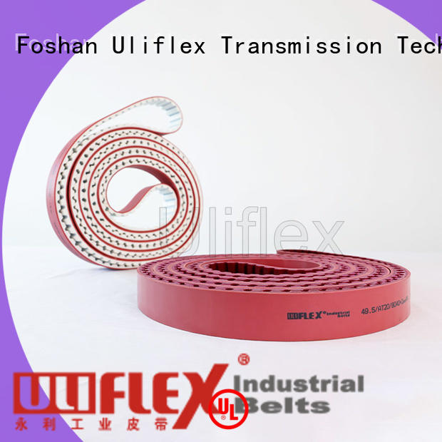 Uliflex cost-effective synchronous belt overseas trader for safely moving