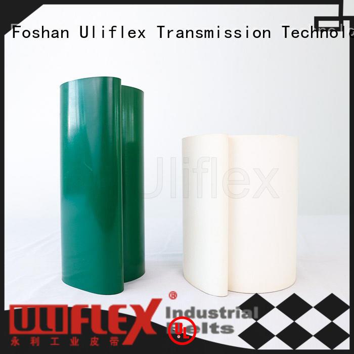 Uliflex new conveyor belt manufacturer for wholesale