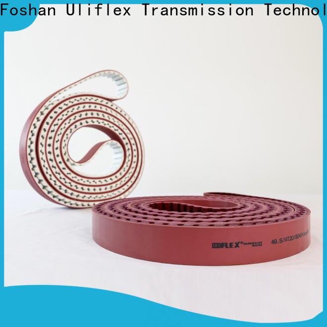 hot sale toothed belt factory for sale
