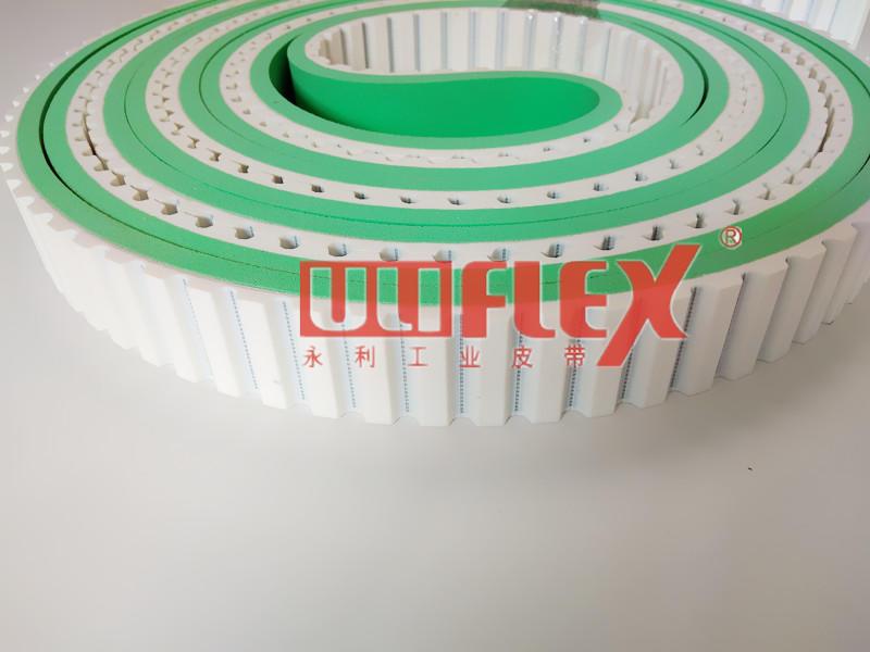 Belts with Sponge coating