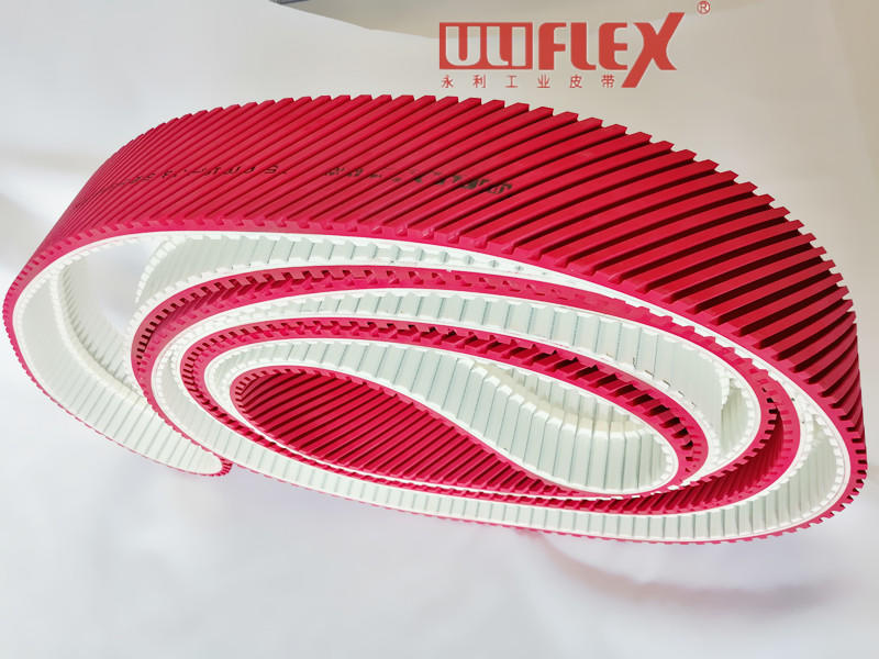 Glass Belt --Special processing for the coating