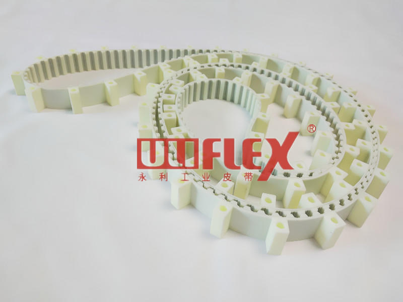LMW  Carding machine timing belt  LC333 , 25T10-3000+82 cleats