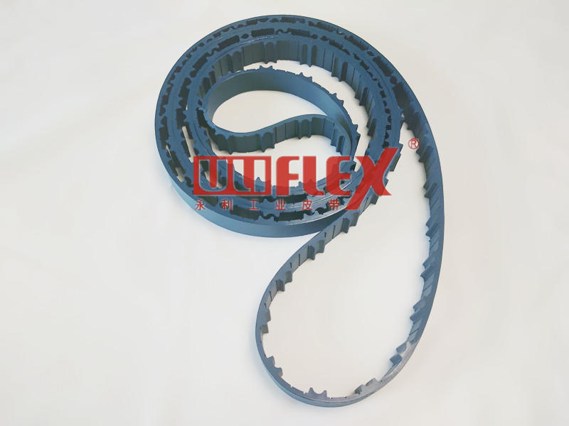 Rieter Carding machine belt PU Bottom timing belt C50 / 25T36.65-3811.6