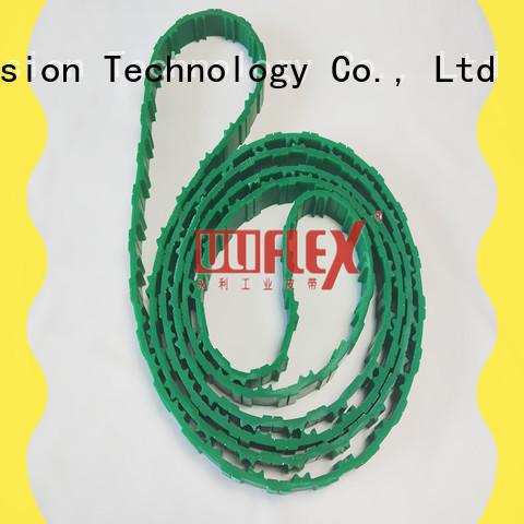 Uliflex latest timing belt application wholesale for machine