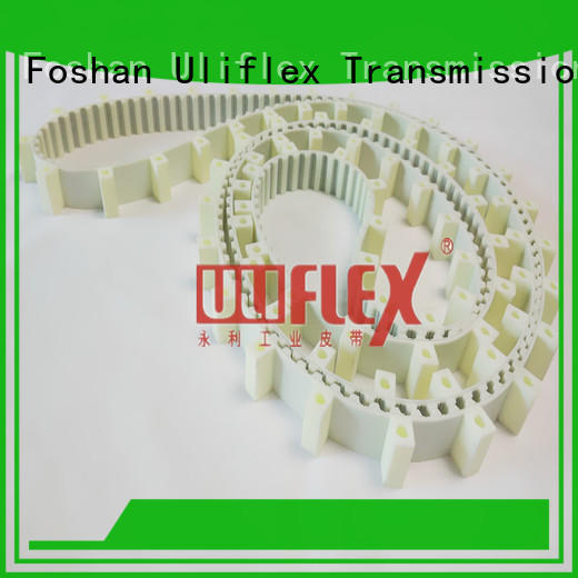 Uliflex China timing belt one-stop services for distribution