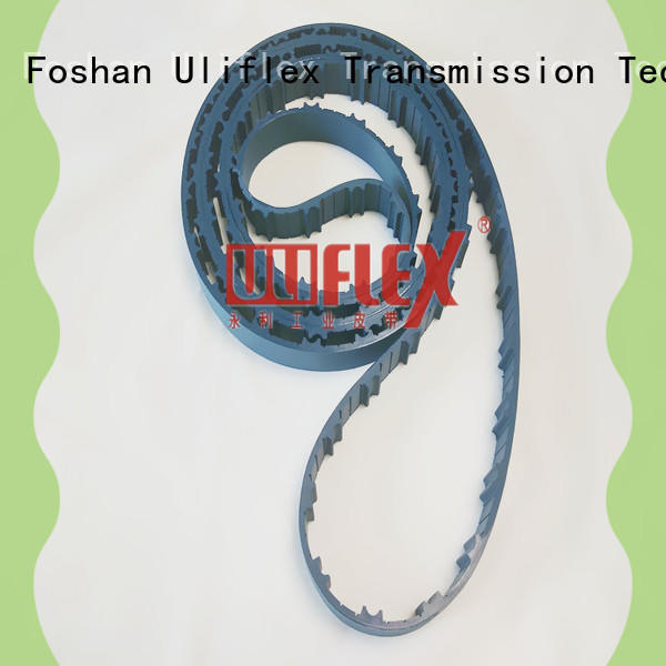 Uliflex timing belt application wholesale for machinery